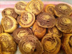 עוגיות שבלול