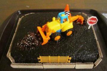 עוגת מחפרון