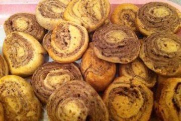 עוגיות שבלולים