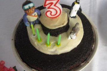 עוגת דייגו וחברים
