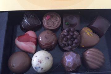 איש השוקולד