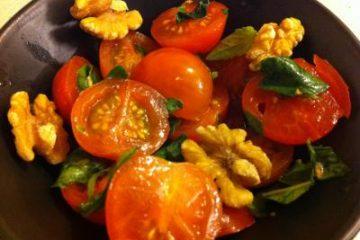 סלט עגבניות